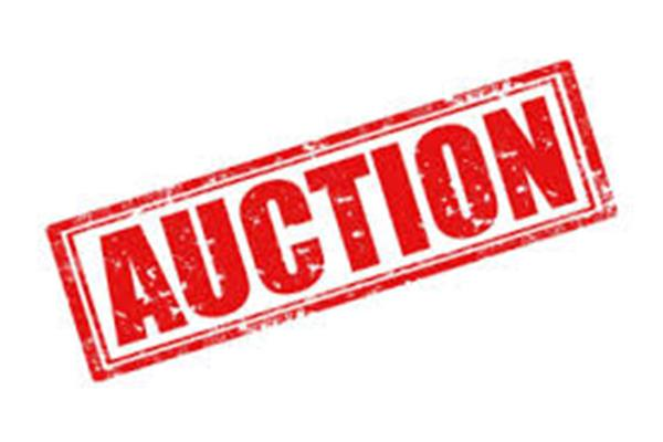 First ever e-Auction of spare items held in J&K by Agriculture Department