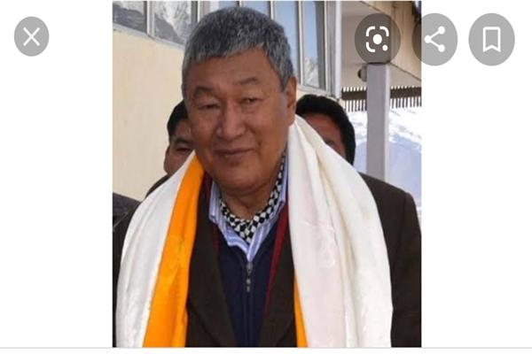One year after scrapping 370 we realized jobs, land are not secure: Chheirng Dorje