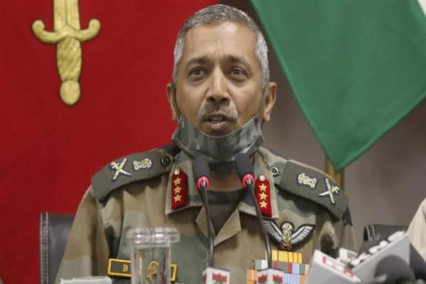 Pakistan behind infiltration; doesn't mend its ways to help militants: GoC 15 Corps BS Raju