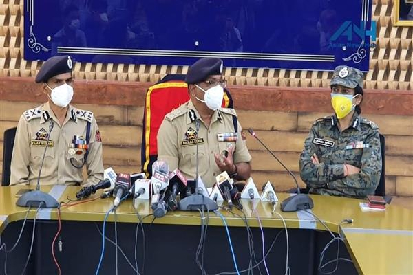Won't allow militants to establish base in Srinagar, only 1 active in city: DGP Dilbagh Singh