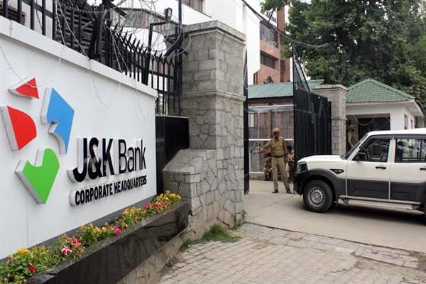 J&K share price soars, touches upper circuit of 20percent at BSE