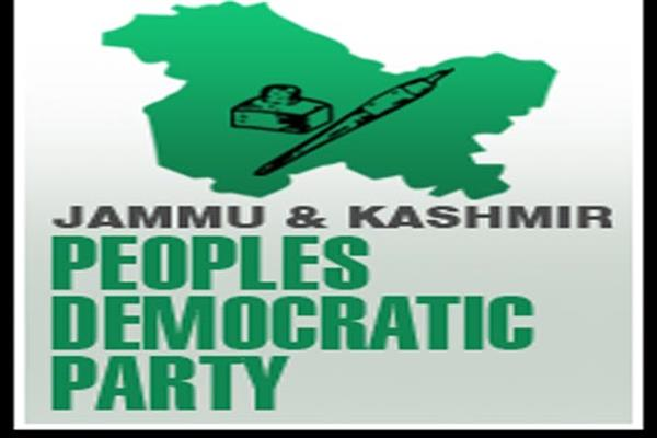 PDP asks Sharma to address trust deficit to make dialogue process result oriented