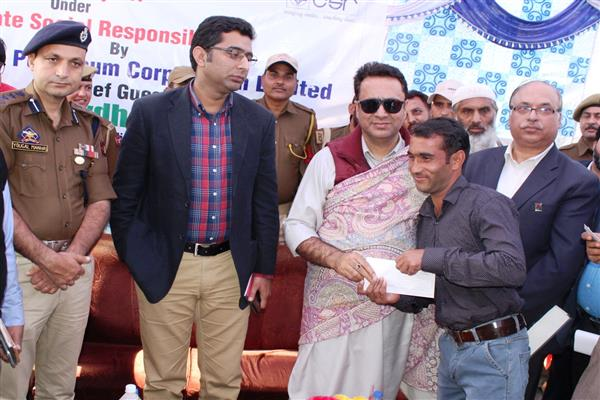 Zulfkar hails Petro Company; asks others to follow suit