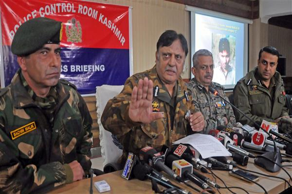 'Operation Kund on; 1 militant killed, 3 apprehended'