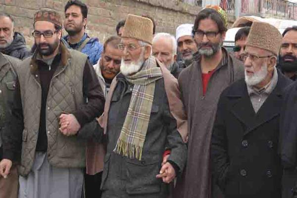 JRL writes to UNHRC, Rights groups over detention of specially-abled person