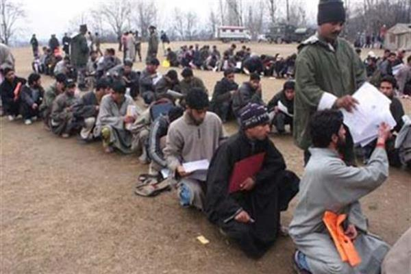 Jobless youth in JK no longer entitled Govt.'s monthly financial allowance