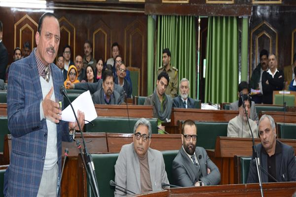 Govt committed to conduct Panchayat Polls: Abdul Haq