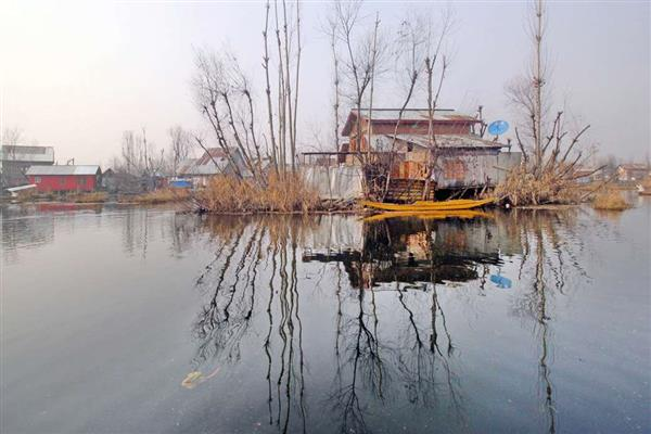 Construction along water bodies in JK;