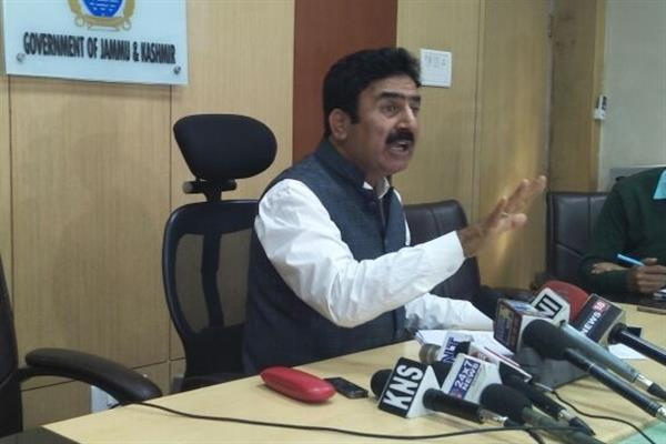 Selection Committee constituted by govt, not KVIB: Mansoor Hussain