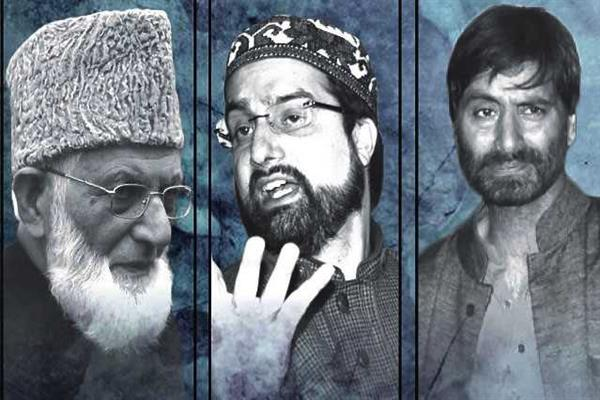 JRL urges Imams, Khateebs to aware people about designs of Indian state in tinkering with Art 35-A