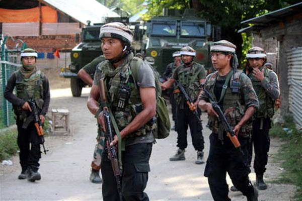 Top HM militant among two killed in Anantnag encounter