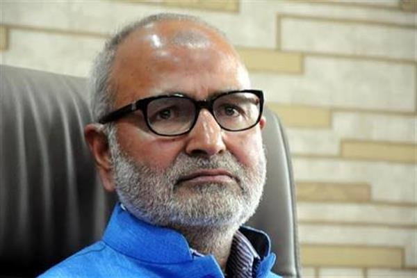 Naeem Akhtar sends legal notice to Republic TV, state BJP spokesman