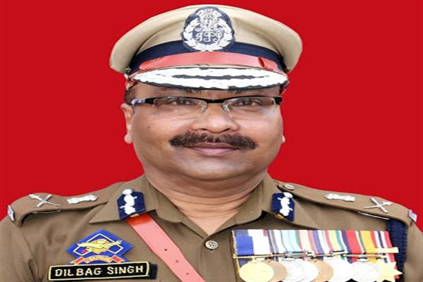 Dilbagh Singh directed to take charge as J&K DGP, Vaid appointed new Transport Commissioner