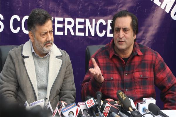 Article 370 sacred for us, claimed stake as we had numbers, let PDP knock doors of court: Sajad Lone