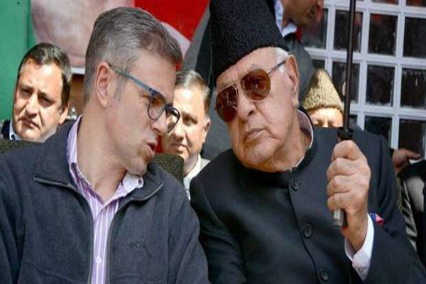 Valley turned into theatre of death, destruction: Dr Farooq