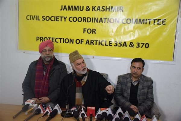 People need good governance without bloodshed, resolution of Kashmir issue: JKCSCC
