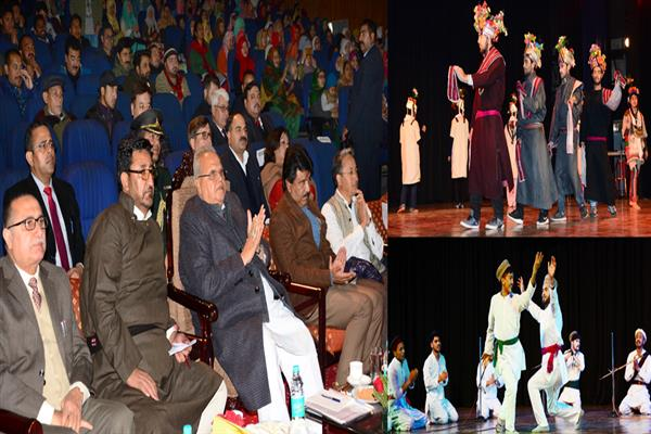 Governor participates in 25th Annual Day celebration of ALSWAJ