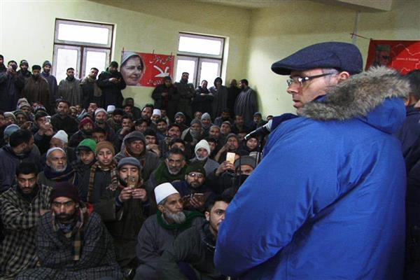 Local opposition to removing PSA unfortunate: Omar Abdullah
