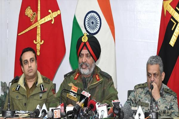 JeM's Lethpora attack was being controlled from Pakistan, with active support of ISI, Pak Army: Lt Gen KJS Dhillon