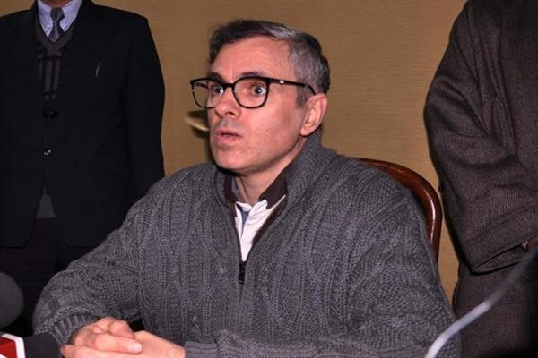 J&K special status tinkered with whenever NC is not in power: Omar Abdullah
