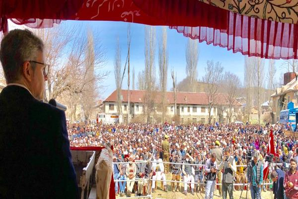 PDP-BJP coalition plunged state into chaos: Omar Abdullah