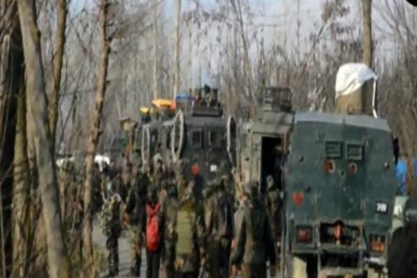 Four militants affiliated with Hizb, LeT killed in Lassipora gunfight