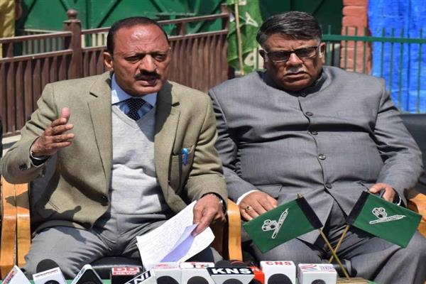 Govt deliberately jeopardizing security of our leaders: PDP