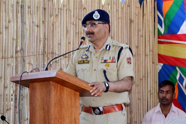 Society should collectively fight against drug abuse: DGP