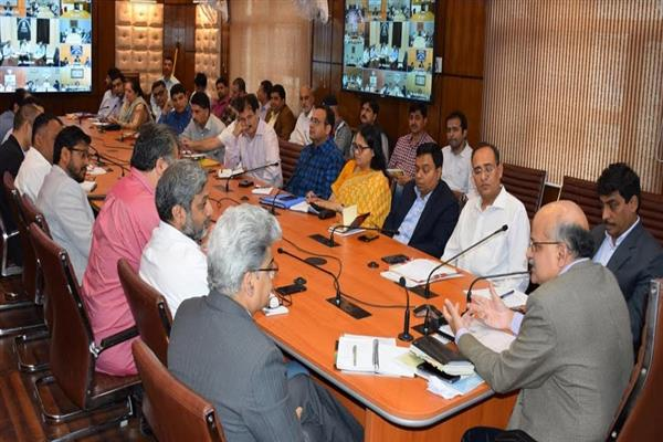 First of its kind 'Back to the Village' programme being organized across J&K from June 20-27