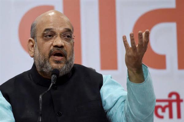 Amit Shah to hold security review meet tomorrow, causes of rifle snatching incidents likely to dominate proceedings