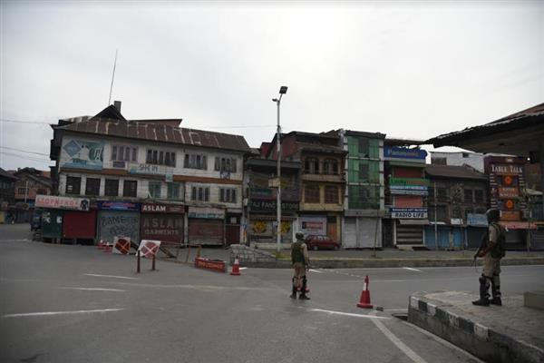 Kashmir shuts on martyrs' day, restrictions imposed in Srinagar parts