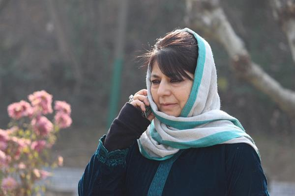 Arming civilians a dangerous trend: Mehbooba Mufti