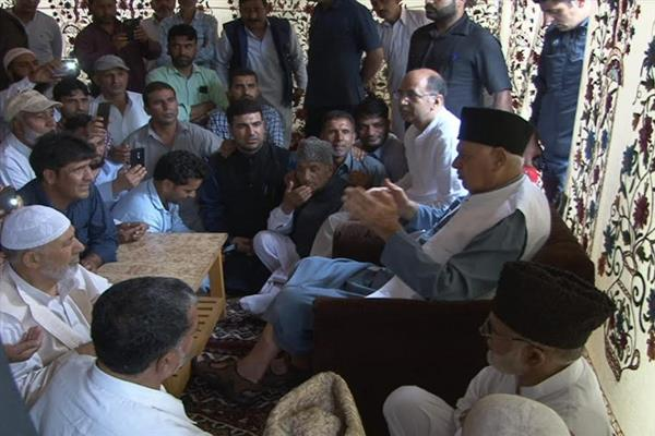 Won't allow any changes in demography of state: Farooq Abdullah