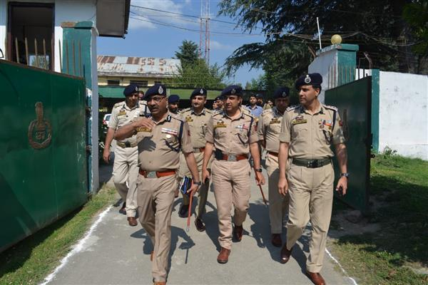 J&K Police fought terrorism with utmost courage; peaceful atmosphere our prime concern: DGP
