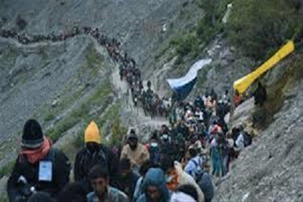 Amarnath Yatra to commence on July 21 till August 3