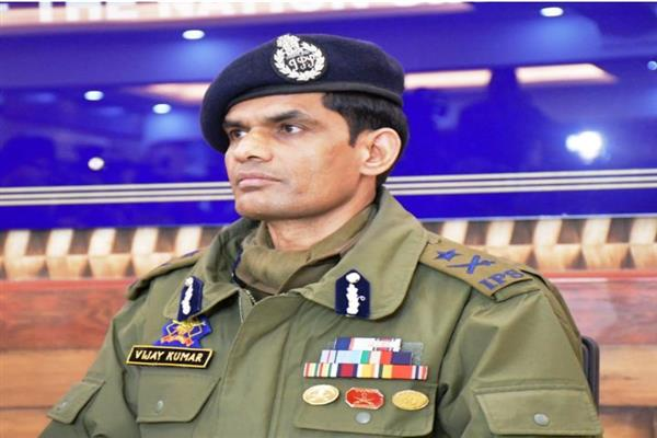 4 Militants Killed in shopian operation: IGP