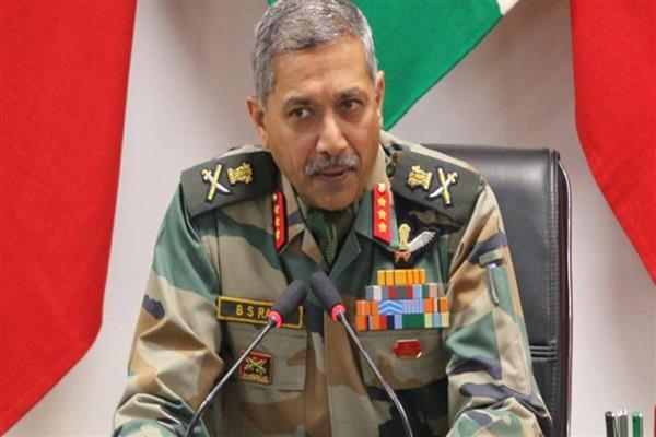 Army speak tough against local militants, says 'switch-off' militancy or face 'tough action'