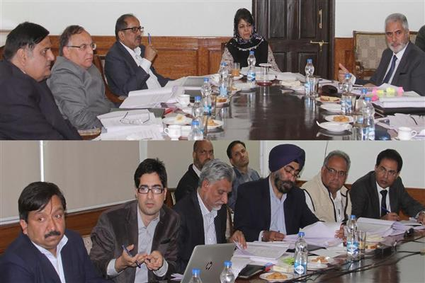 CM chairs 72nd meeting of JKSPDC Board