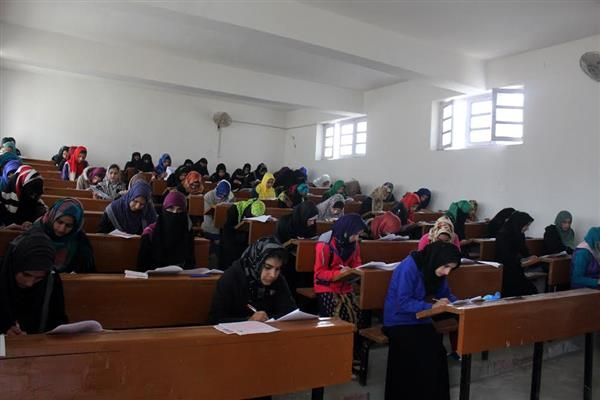 class work in colleges hr secondary schools in srinagar to resume