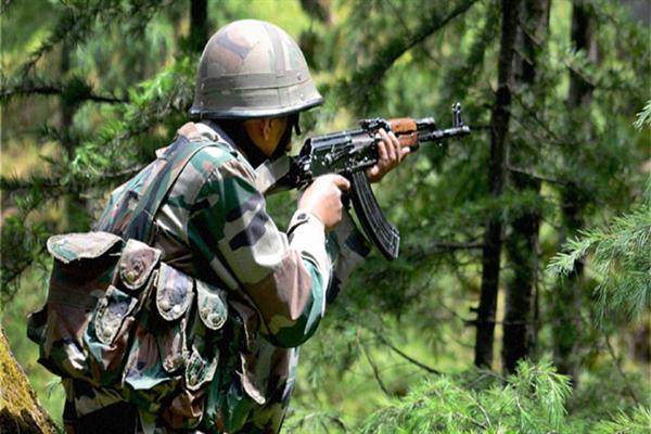 Five LeT militants, IAF Garud killed in Hajin encounter
