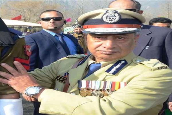 Youth must take maximum benefits from CM's Amnesty Scheme: DGP