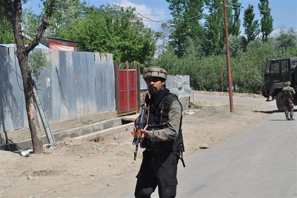 J&K: Hizbul commander Sameer Tiger killed in Pulwama gunfight