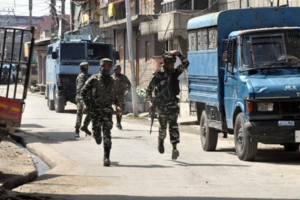 3 terrorist killed in Srinagar operation, confirms IG CRPF