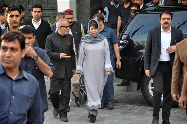 BJP Rejects PDP Led Call for 'Unilateral Ceasefire'