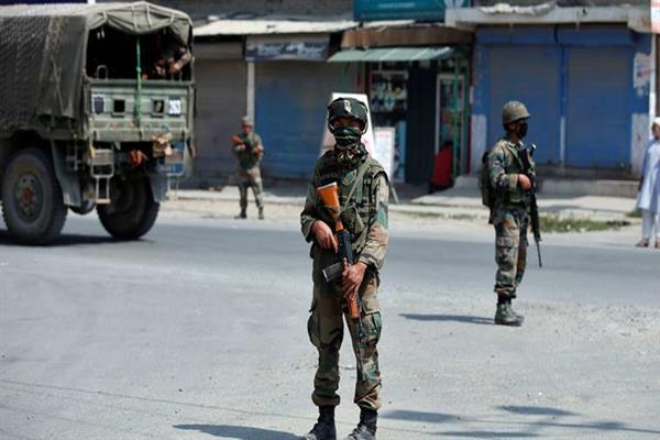 Security beefed-up in Srinagar, Jammu following grenade attacks