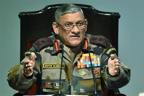 Punishment against Gogoi will set an example if found 'guilty: Army Chief