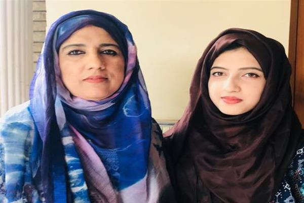 Sama, daughter of jailed Shah tops CBSE's class 12 examination