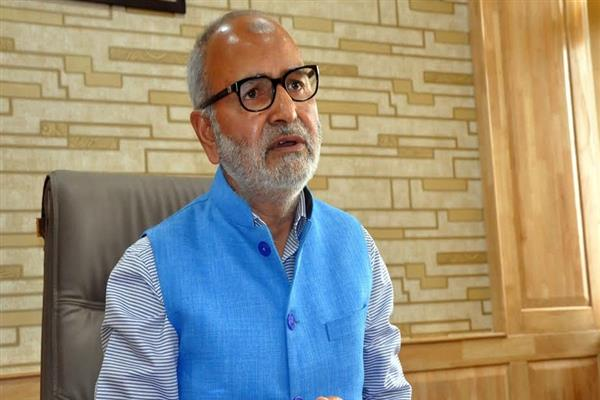 'JK Govt welcomes HM's statement on talks with Hurriyat'