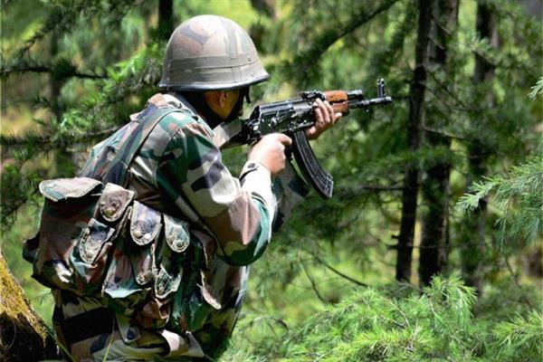 Four militants, cop, civilian killed in Srigufwara firefight: Police