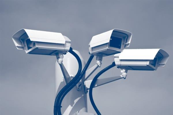 'New surveillance cameras come up in Srinagar'